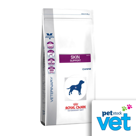 Royal Canin Veterinary Skin Support Dog 7kg