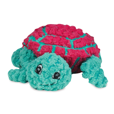Ruff-Tex Dude The Turtle - Magenta Green