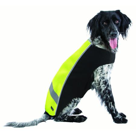 Ruff n Rugged High Vis Dog Vest S/M