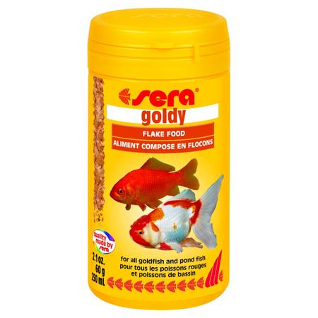 Sera Goldy Flakes Goldfish Food  60gm