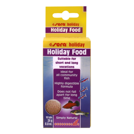 Sera Holiday Food 10 tab