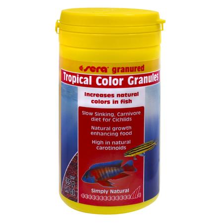 Sera Tropical Color Granules -135gm