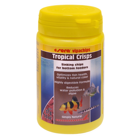 Sera Tropical Sinking Crisps - 37gm
