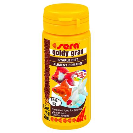 Sera - Goldy Gran Granules - Goldfish Food