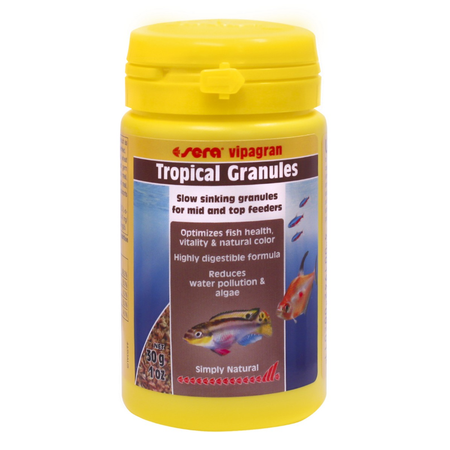Sera - Tropical Granules - Fish Food