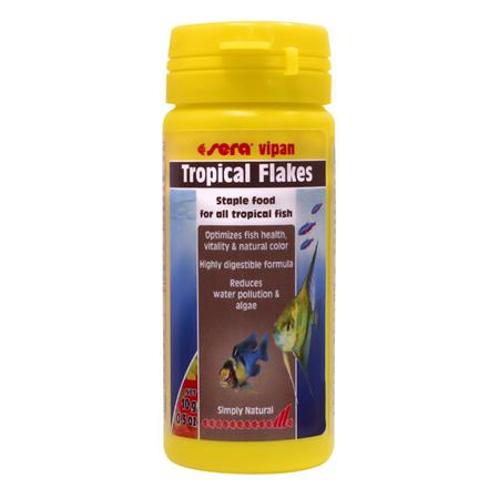Sera - Vipan - Tropical Flakes- Fish Food