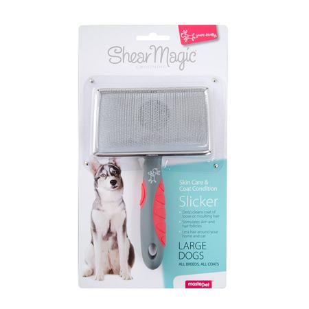 Shear Magic Slicker Dog Brush  Large