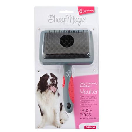 Shear Magic - Moulter Dog Brush