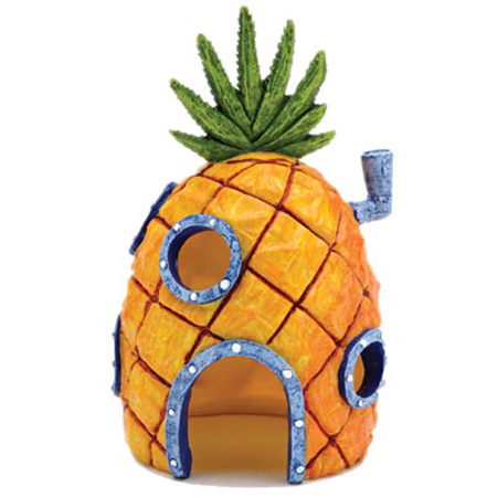 SpongeBob Squarepants Pineapple Home
