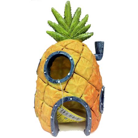 SpongeBob Squarepants Pineapple Home w/Swim Through Holes