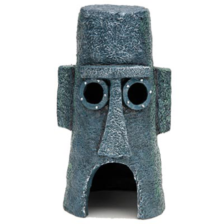 SpongeBob Squarepants Squidwards Home