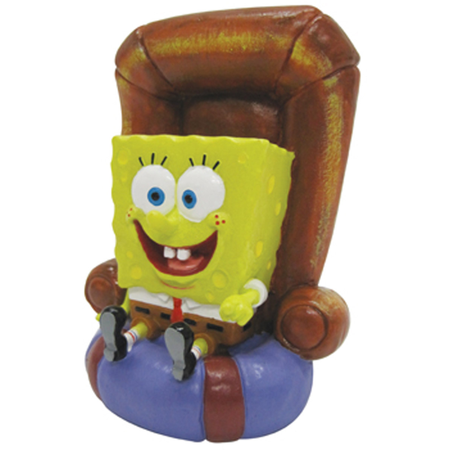 SpongeBob Squarepants in Chair