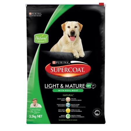 Supercoat - Adult Lite & Mature - Chicken - Dry Dog Food