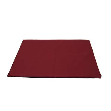 T&S Heavy Duty Mat Dog Bed Red Small (87x58cm)