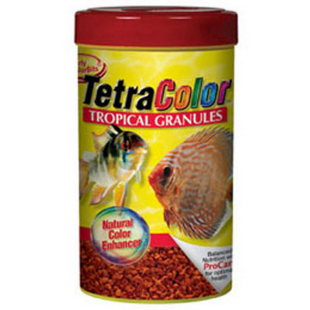 TetraColor Tropical Granules 75gm