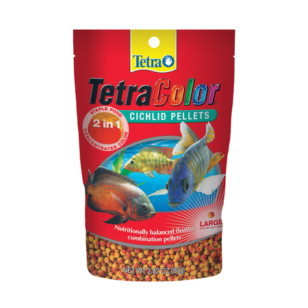 Tetra Color Cichlid Large -  80g
