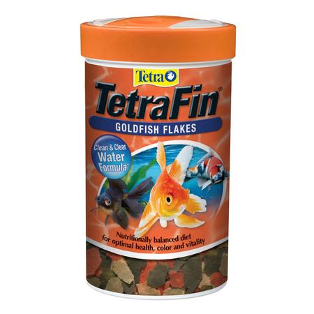 Tetra Fin - Goldfish Flakes -Fish Food