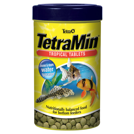 Tetra Min Tropical Tabs - 160s