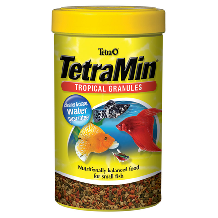 Tetra Min - Tropical Granules- Fish Food