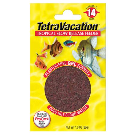 Tetra Vacation Gel Block - 30gm