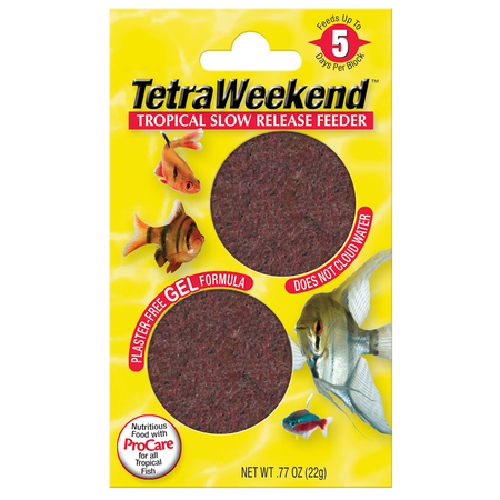Tetra Weekend Gel Block - 24gm