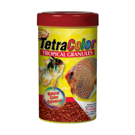 Tetra - Tropical Colour Granules - Fish Food