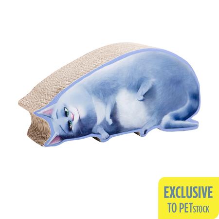 The Secret Life Of Pets Chloe Corrugated Cat Scratcher