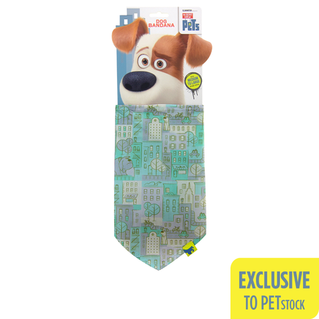 The Secret Life Of Pets Gidget Dog Bandana (Small-Medium)