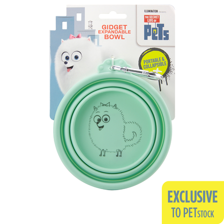 The Secret Life Of Pets Gidget Expandable Bowl