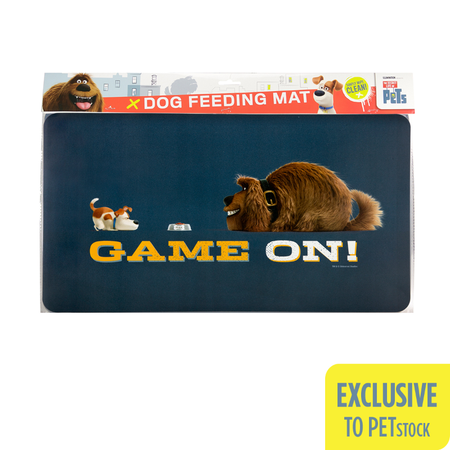The Secret Life Of Pets Max & Duke Placemat