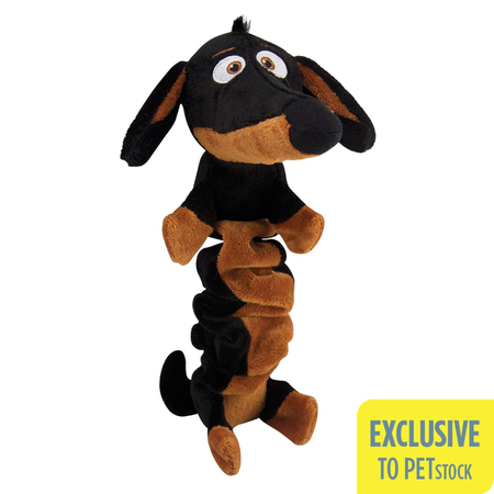 The Secret Life Of Pets Plush Bungee Toy - Buddy