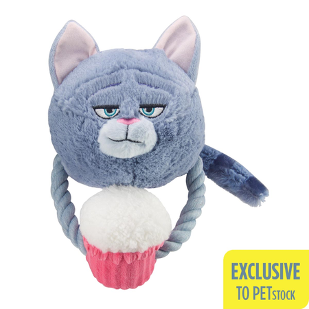 The Secret Life Of Pets Plush Rope Tug Toy - Chloe