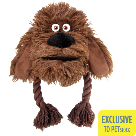The Secret Life Of Pets Plush Toy - Duke