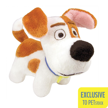 The Secret Life of Pets Plush Toy - Max