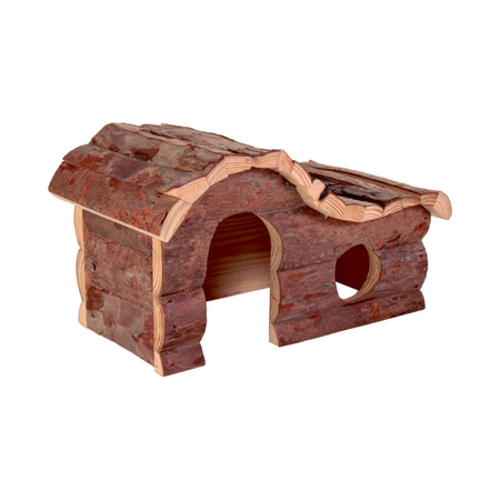 Trixie Natwood Hanna Small Animal House Brown Rodent (26x16x15cm)