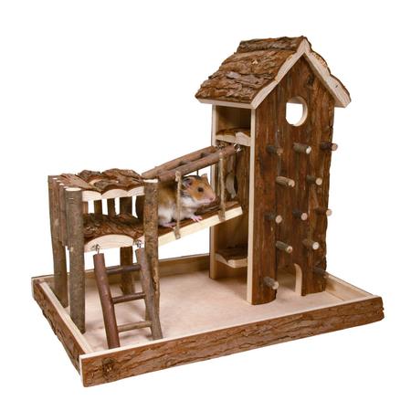 Trixie Natwood Rodent Playground Birger 36x33x26cm