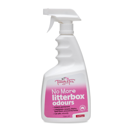 Trouble & Trix No More Litter Odour - 750ml