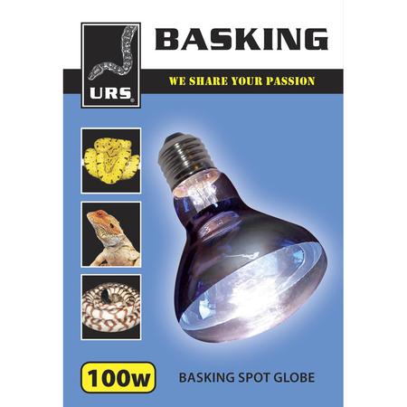 URS Basking Spot Globe  100 Watt