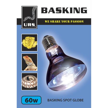 URS Basking Spot Globe  60 Watt