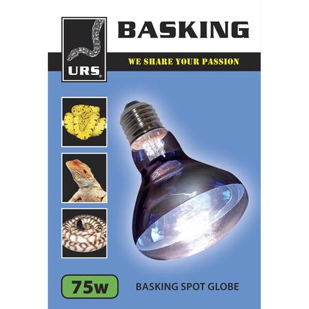 URS Basking Spot Globe  75 Watt