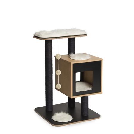 Vesper Cat Furniture V-Base Black