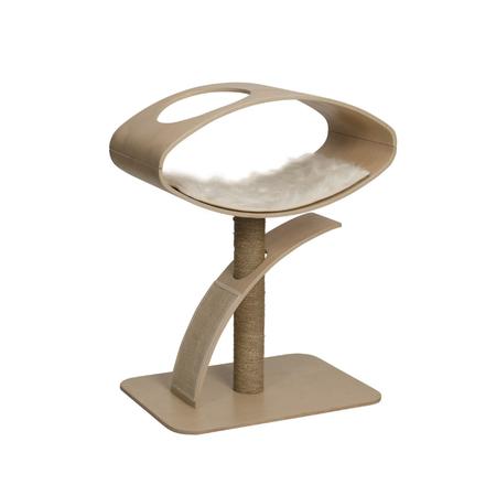 Vesper Cat Furniture V-High Lounge Poplar