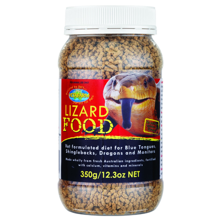 Vetafarm Herpavet Lizard Food 350gm
