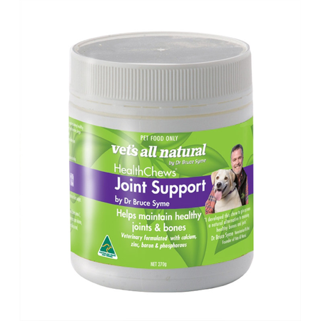 Vets All Natural Health Chews Joint Support - 270g
