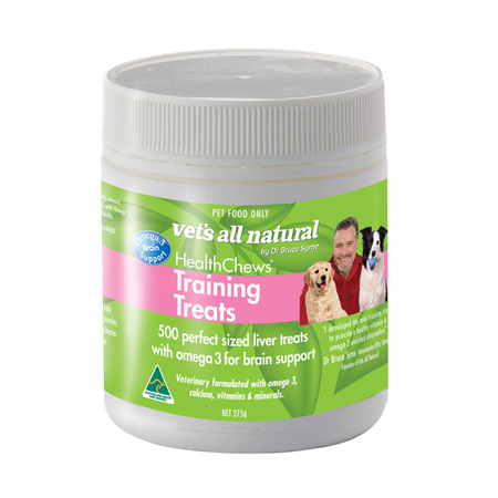 Vets All Natural Health Chews Training Treat - 275g