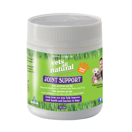 Vets All Natural Joint Support Powder 250gm