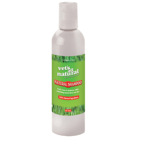 Vets All Natural Pet Shampoo - 250ml