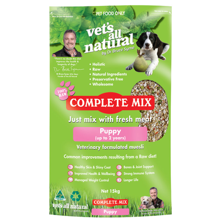 Vets All Natural - Complete Mix for Puppies