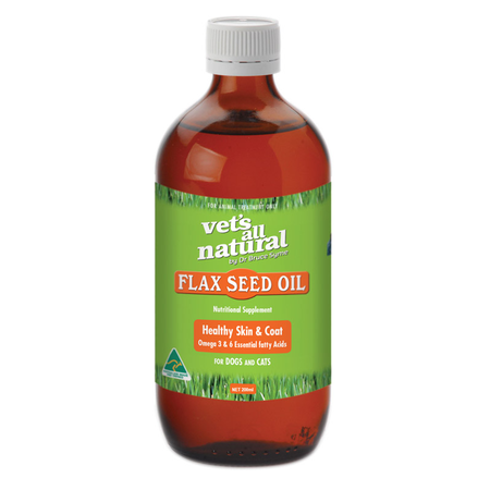 Vets All Natural - Flax Seed Oil