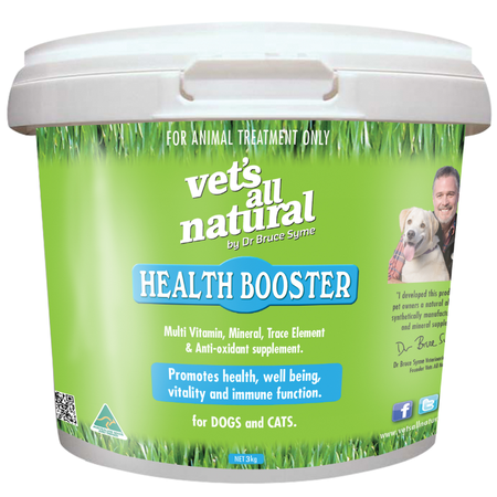 Vets All Natural - Health Booster 3kg
